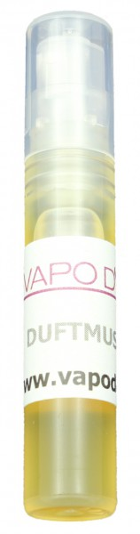 Duftmuster GINGER LEMON (2ml)