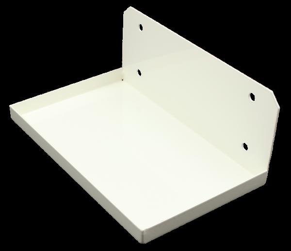 Wandhalterung für Gerät VICENZA,RAL 9010 weiß glänzend